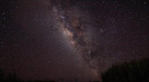 星空保護区 天の川