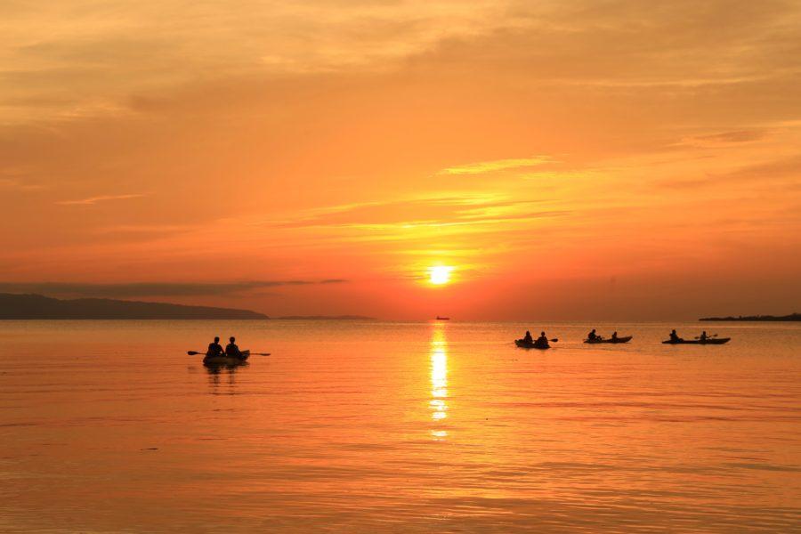 キャノン6D  sunset